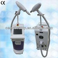 Hot sale P003 hair removal 1064 nm 532nm nd yag laser machine