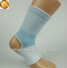 Knitting elasticated healthy ankle brace