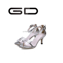 DISCOUNT!!! Woman Thin High Heels Sandals Stiletto Summer Shoes Peep-toe Shoes