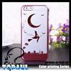 Custom design cute and lovely cheap plastic mobile phone case for samsung galaxy note