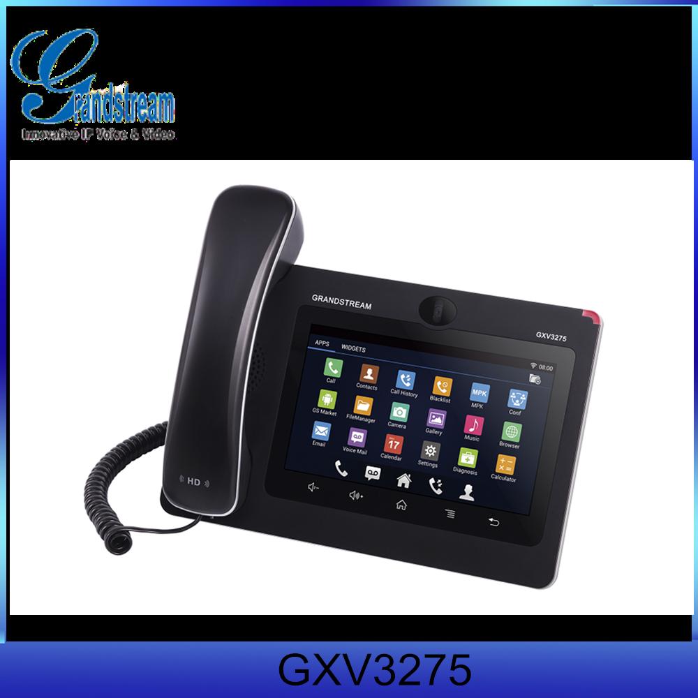 Low cost wifi sip desk phone grandstream gxv3275 buy for Sips price