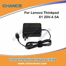 OEM Tablet Adapter 90W 20V-4.5A Power Supply for Lenovo Thinkpad X1 Carbon