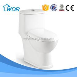 Bathroom set ceramic sanitaryware Energy Saving solid surface Toilet