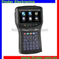wholesale signal finder satellite meter ws-6965 HD DVB-T &T2 with Spectrum ,Satellite Finder Satellite meter