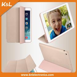 Wholesale high quality PU leather mobile phone case for ipad mini 2 smart case