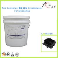 Heat Resistant Epoxy chemicals for bonding metal