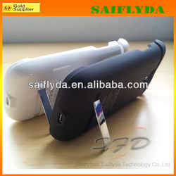 2014 Hot selling for samsung galaxy s4 mini external power case 3000mah , backup battery case