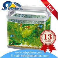 Professional decoration wall aquarium with high quality