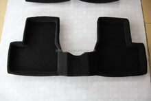 Alibaba china new products 3d rear trunk mat cargo mat for