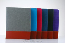 protecting cover case for ipad mini, leather portfolio case for ipad mini