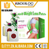 Top quality weight Loss patch/plaster/slim patch