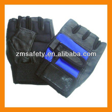 Leather Mens Training Support Gloves
