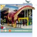 Animatronics dinossauro de controle remoto modelo de robô para venda