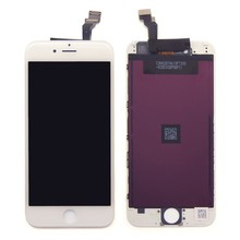 Guangzhou ruigui Alibaba Wholesale lcd for Apple iPhone 6 64 gb lcd Screen Replacement LCD Digitizer Frame Assembly