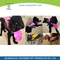 Lovoyager 2015 New Design swimming harness for Tea Cup Dog