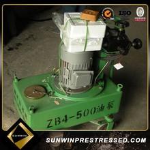 ZB4-500 Prestressed High Pressure Hydraulic Elictric Oil Pump