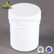 HDPE empty plastic bottle for chemical use