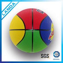 rubber bladder team sport basketball