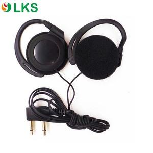 Nhà cung cấp trung quốc phong cách phổ biến tai móc dùng một lần máy bay tai nghe
