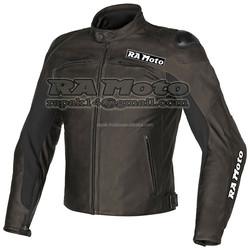 Motorcycle leather jacket, leather motorcycle jacket