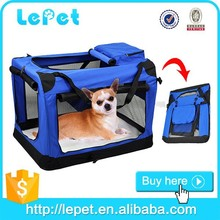 Professional manufacture NEW arrival Pet Carrier Oxgord Soft Sided Cat/Dog Comfort Travel Tote Bag Airline Approved