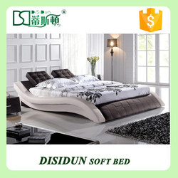 high-grade soft bed leather 8051#