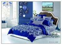 beautiful quilts blue and white porcelain bedding set china manufacturer