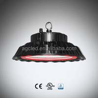 Super industrial high bay led lighting fitting, 150w led high bay light fixture,IES tested LED high bay fixture with 5 years