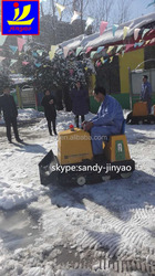 intresting mini bulldozer/bulldozer for kids/children electric bulldozer with light