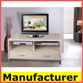 Walmart moderno muebles muebles tv, de madera de soporte de la tv y mueble de televisión