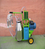 small portable goat milking machine for sale