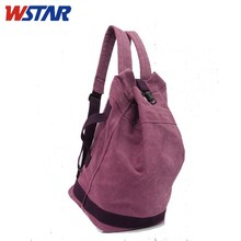 Simple Design Leisure 2015 Fashion Trend Backpack Soft Materials