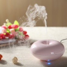 China soft pink Patented Design ultrasonic aroma diffuser& bulk air fresheners
