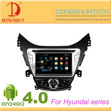 8 inch android 4.0audio car in consumer electronics 2 din dvd for hyundai
