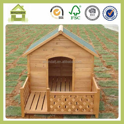 SDD10 indoor dog kennels with porch