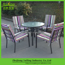 All Weather Outside Garden Line Patio Set