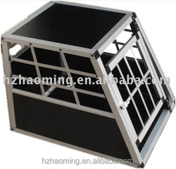 Alu transport dog cage