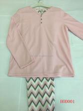 Ladies' Micro Fleece Pyjamas (Stocks)