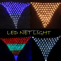 Eight Light Effect Modes triangle shape net light