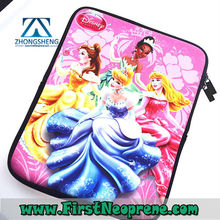 Customize Logo 3mm Thick Insulated Neoprene Laptop Sleeve