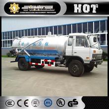 2015 nova vácuo fossa séptica Sinotruk Howo caminhão de sucção de esgoto