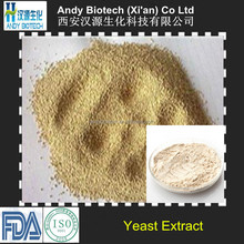 High Quality Factory Supply 70% Beta 1,3/1,6 dried yeast extract