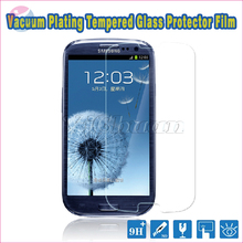 Hot Sale ! 0.3mm 2.5D Screen Tempered Protector Glass Curve 2.5D Film For Samsung S3
