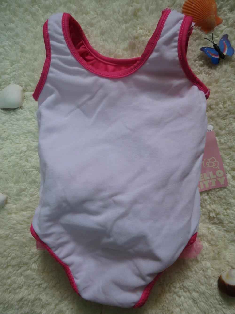 Купальный костюм для девочек Hellow kitty felbala baby 103