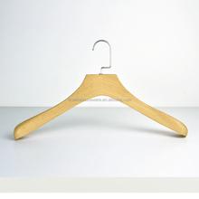 popular dolls ball end custom wooden hanger for Amazon