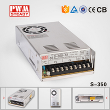 High quality s-350-5 5v 60a 350W power supply for CCTV Camera with CE approved