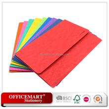 A4 stationary envelope type file folder document wallet