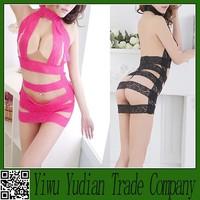 2015 wholesale bandage fashion sexy underwear/ sexy Mature woman lingerie