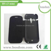 2500mah slim external battery charger case for samsung s3 mini