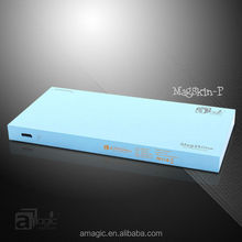 6000mAh dual usb output cute powerbank for Tablet all smart phone